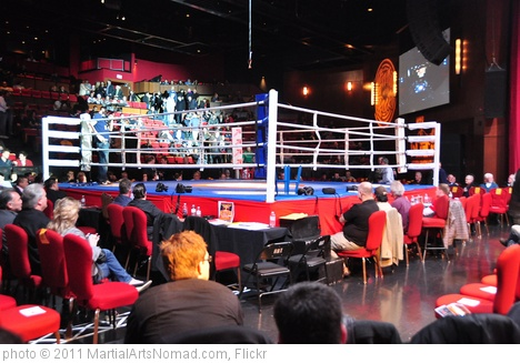 'Boxing Ring' photo (c) 2011, MartialArtsNomad.com - license: http://creativecommons.org/licenses/by/2.0/