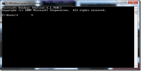 Different Ways Of Launching the Command Prompt In Windows 7