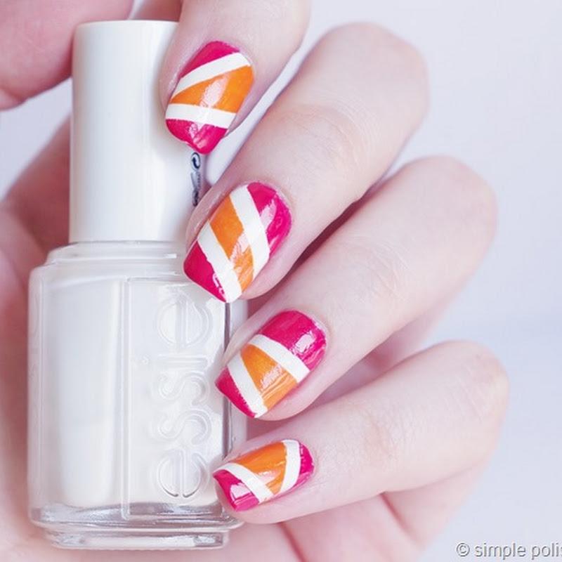 [Nail Art] Geometric Nr. 2