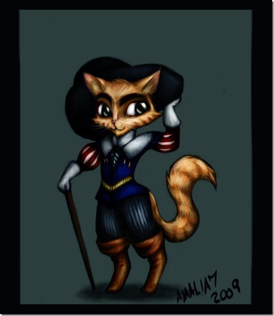 El Gato con Botas,El gato maestro,Cagliuso, Charles Perrault,Master Cat, The Booted Cat,Le Maître Chat, ou Le Chat Botté (78)