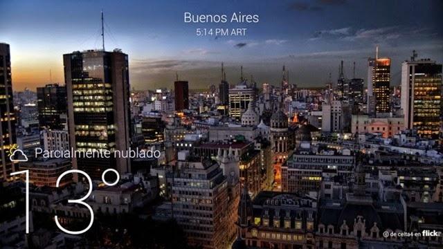 Cinco aplicaciones del clima para iOS 8 con una interfaz moderna y elegante