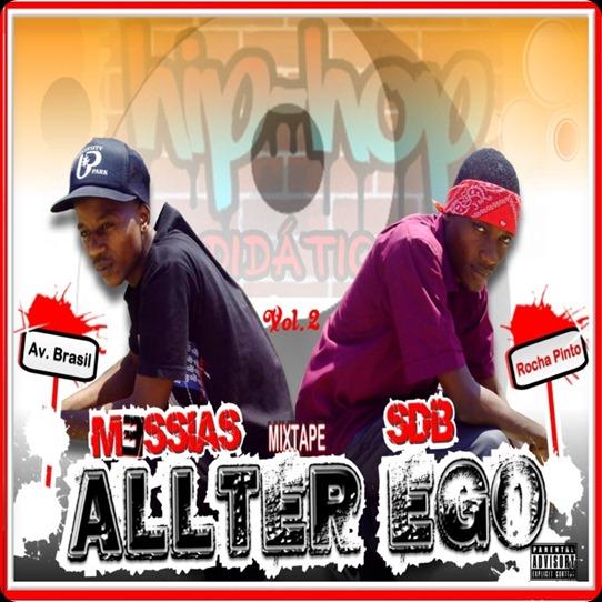 Capa da mixtape