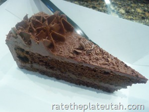 Caputo's Chocolate Black Out Cake