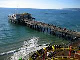 Pier in Santa Monica