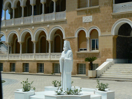 Things to see in Nicosia: archibishop's palace