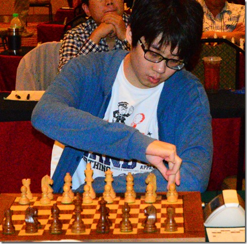 GM Xiu Deshun of CHINA