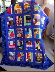 Dawns Crazy Quilt Pattern
