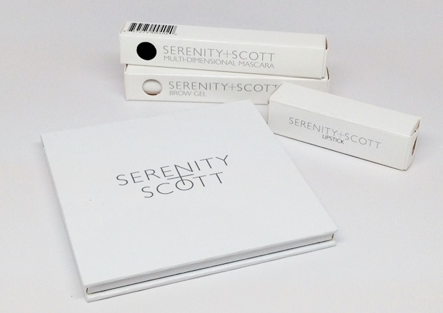 Serenity+Scott has the most gorgeous packaging!  I love the simplicity of it.