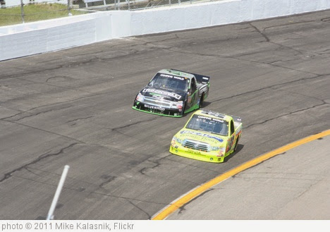 'Matt Crafton & Kasey Kahne' photo (c) 2011, Mike Kalasnik - license: https://creativecommons.org/licenses/by-sa/2.0/