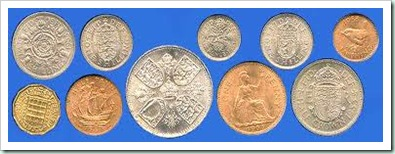 pre decimal currency