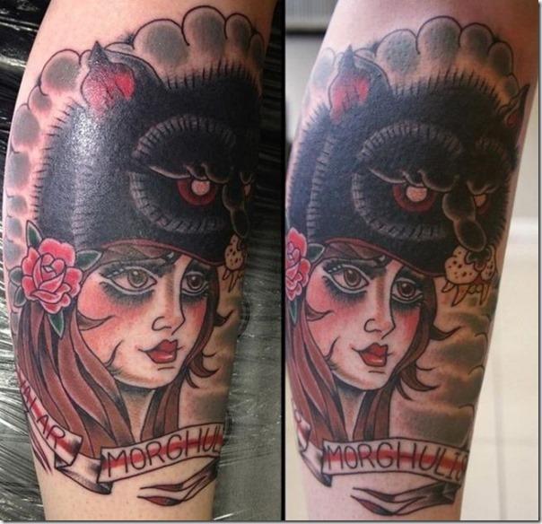 Tatuagens Extraordinárias (1)