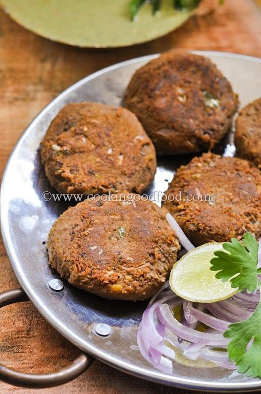 Foodelicious-Veg Galauti Kebab