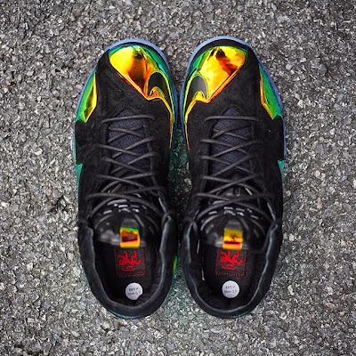 nike lebron 11 nsw sportswear ext kings crown 6 02 Release Reminder: Kings Crown LeBron 11... the Whole Package