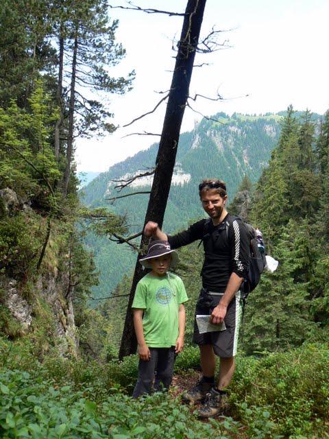 To erfarne vandringsmænd