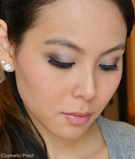 Essence How Make Nude Eyes Makeup Box Makeup Look (3)