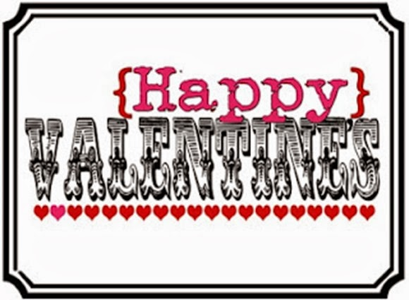 Happy Valentine's Free Printable