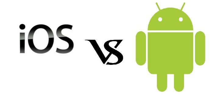 ios6 Vs Android