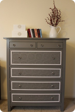 hemnes dresser redo