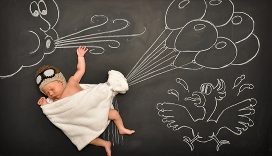 Quadro e bebê (5)