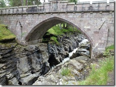 bridge at linn of dee