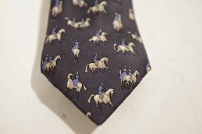 Hermes Equestrian Tie