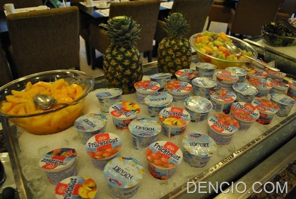 Holiday Inn Galleria Fab Breakfast Buffet 33