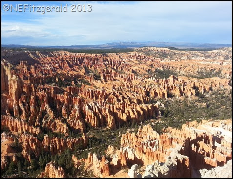 186Oxidized SedimentsBryce Canyon