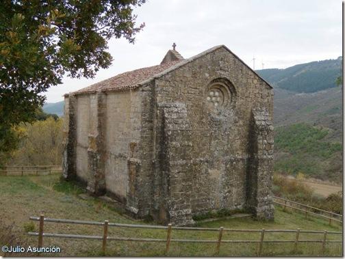 Ermita de San Bartolomé - Aguilar de Codés