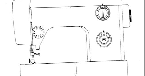 manual SINGER 1409 MAQUINA DE COSER