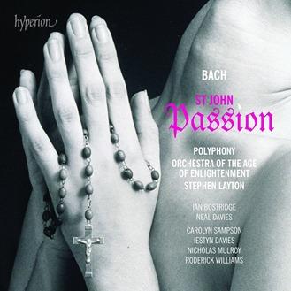Johann Sebastian Bach: JOHANNES-PASSION - Polyphony [Hyperion CDA67901/2]