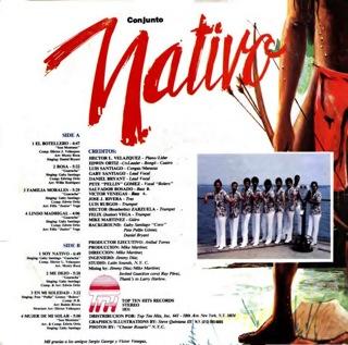 Conjunto Nativo  CONJUNTO NATIVO contraportada