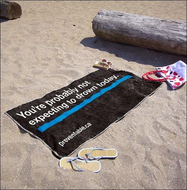 Draps de plage-serviettes de plage-13