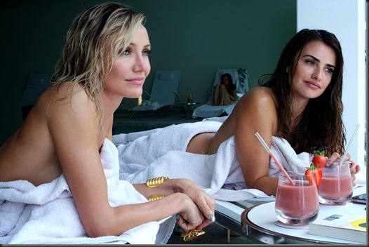 cameron diaz & penelope cruz THE COUNSELOR