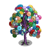 Buttons n Beads Tree