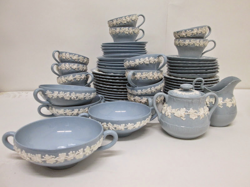 Wedgwood Dish Set