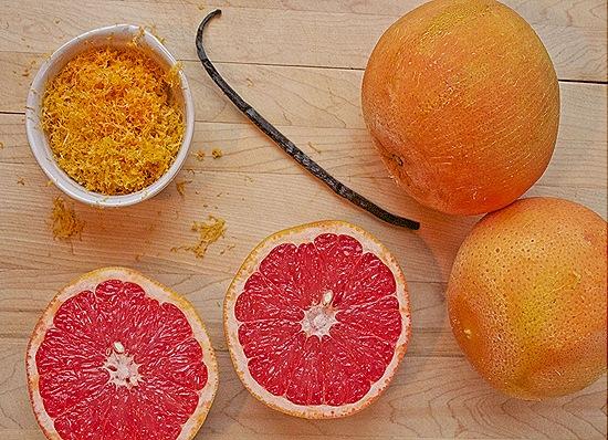 Grapefruit & Vanilla