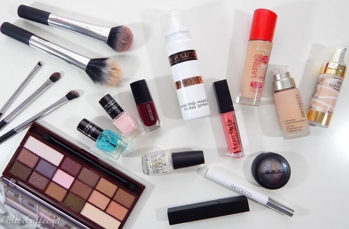 Beauty blog haul Einkauf