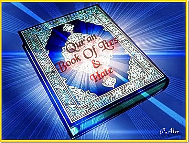 Quran Book of Lies & Hate