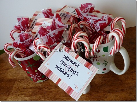 Christmas cup gift ideas