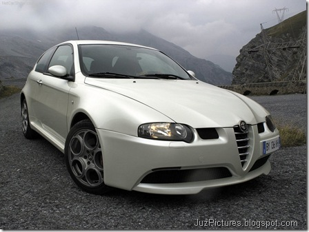 Alfa Romeo 147 GTA8