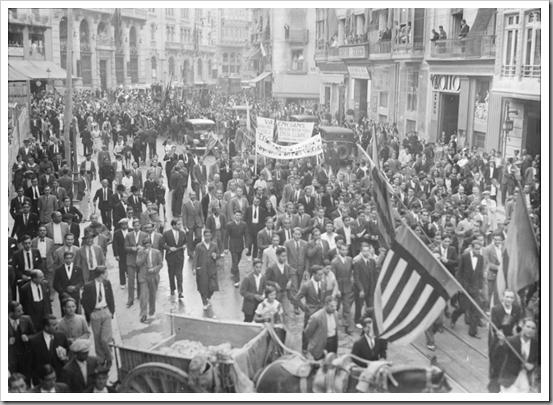 manifestacion años 30