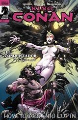 King Conan El Conquistador #4