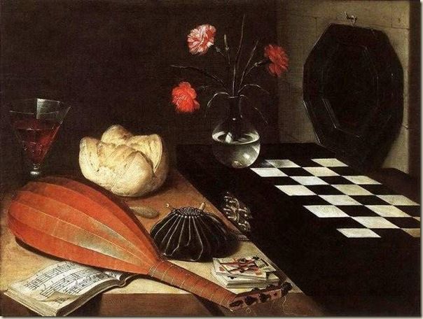 Lubin Baugin, Nature morte