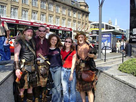 Iunia Pasca: Kilturi si scotieni la Glasgow