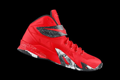 nike zoom soldier 8 id options preview 2 05 Design Your Own Cleveland Cavaliers Soldier 8s on NIKEiD