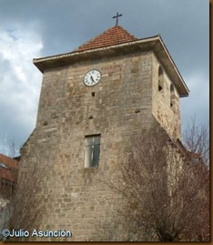 Iglesia de Azparren