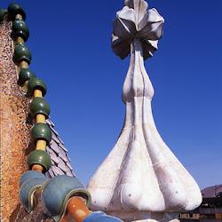 41.- Gaudí. Casa Batlló