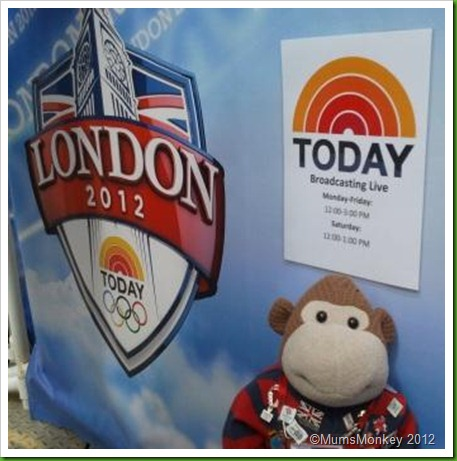 NBC Today London 2012
