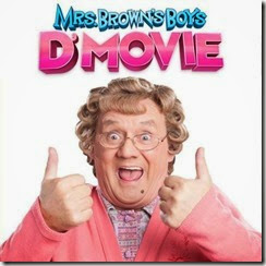 mrs browns poster