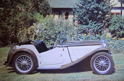 MG TA 1937 - Maj 1979